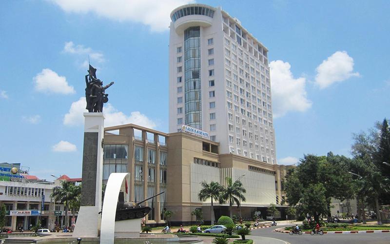 Kết quả hình ảnh cho Khách sạn Sài Gòn – Ban Mê