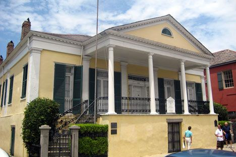 Villa Beauregard House , New Orlean, Luisianа