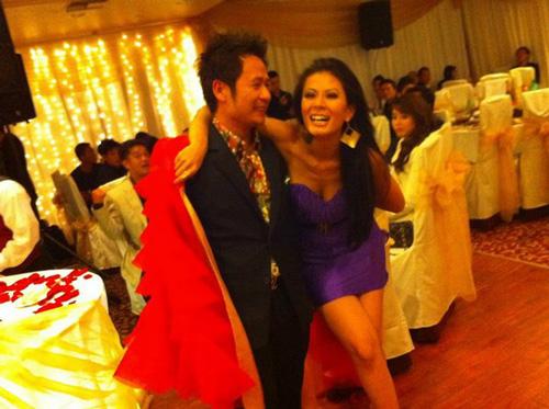 Nguyen hong nhung wedding pictures