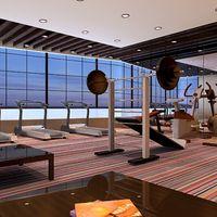 Phòng gym - Khách sạn Brilliant Đà Nẵng