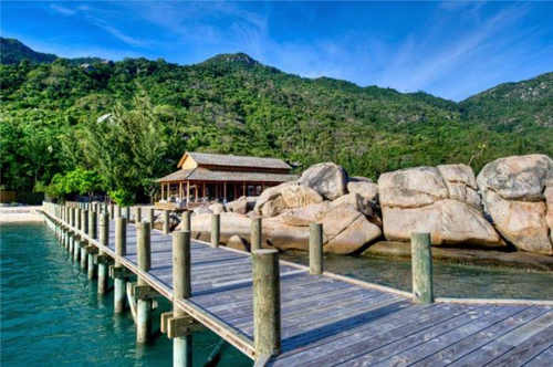An Lâm Ninh Vân Bay, thiên đường ẩn hiện nơi hạ giới 2