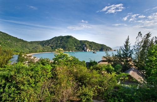 An Lâm Ninh Vân Bay, thiên đường ẩn hiện nơi hạ giới 4