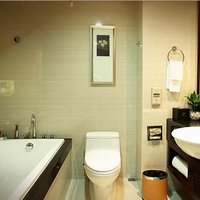 phòng tắm - Khách sạn Brilliant Đà Nẵng