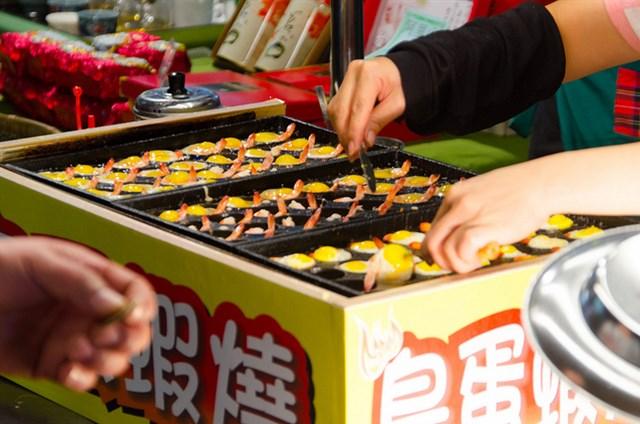 Khám phá văn hóa chợ đêm Đài Loan 5