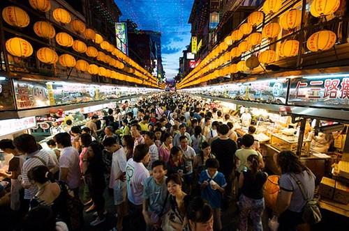 Khám phá văn hóa chợ đêm Đài Loan 2
