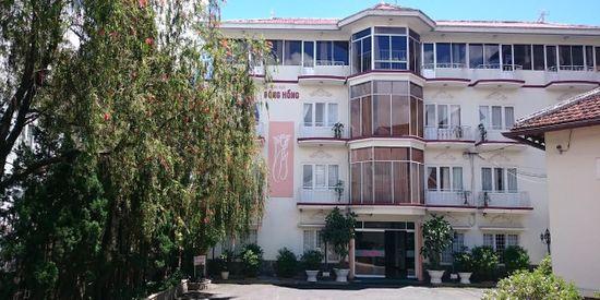 khách sạn bông hồng đà lạt