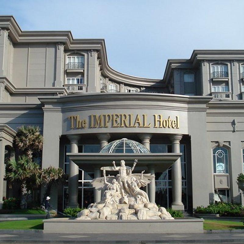 The Imperial Hotel Vung Tau tuyển  Nhân viên phục vụ