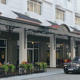 Khách sạn Paradise Suites - Hạ Long