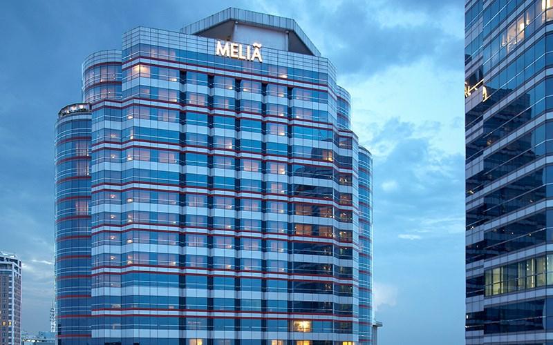 Kết quả hình ảnh cho Khách sạn Melia