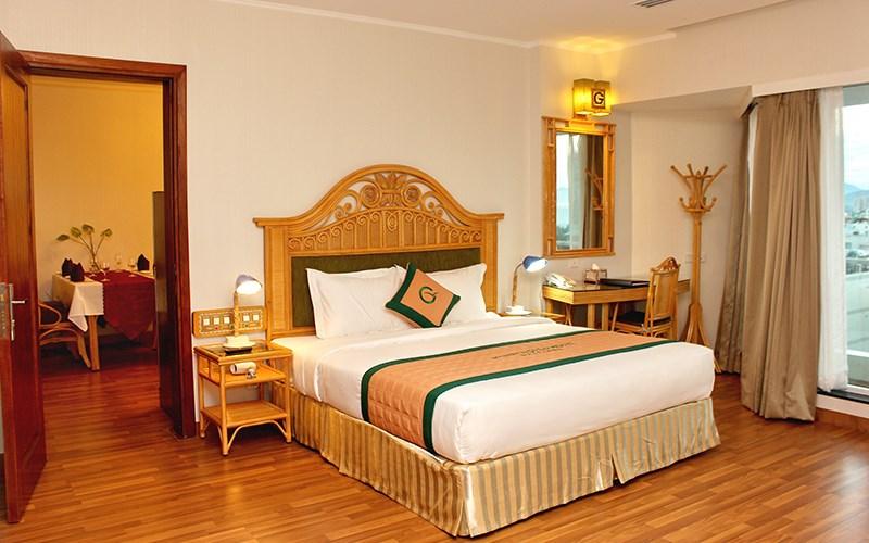 đanh Gia Khach Sạn Green World Nha Trang