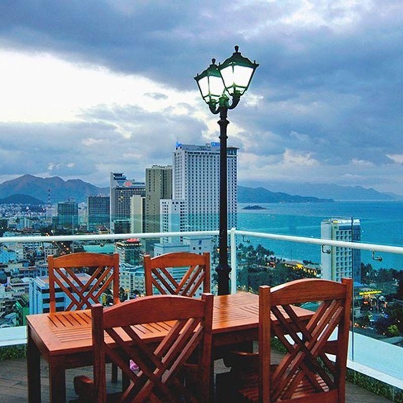Khach Sạn Green World Nha Trang Nha Trang Chudu24
