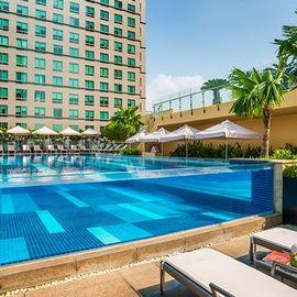 Khách sạn InterContinental Asiana Saigon - Hồ Chí Minh (Sài Gòn)