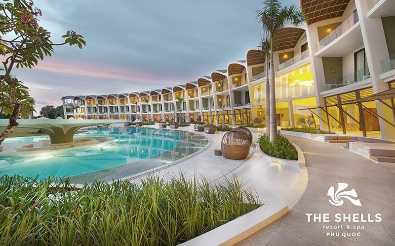 The shells resort spa ph qu c ph qu c chudu24 for Hotel spa 13