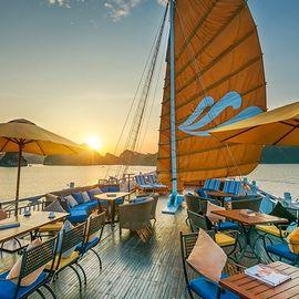 Du thuyền Paradise Luxury - Hạ Long