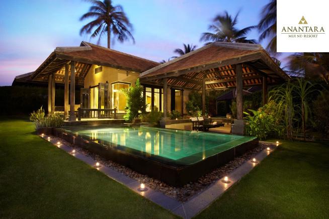 Top resort yêu thích Phan Thiết