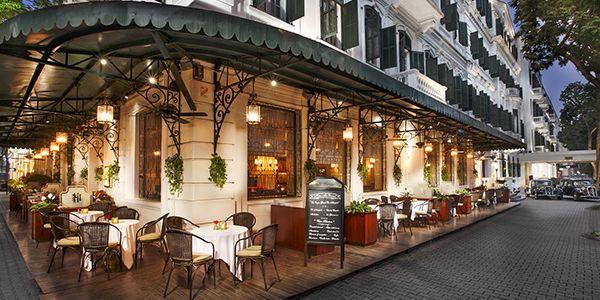Khách sạn Sofitel Legend Metropole - Hà Nội