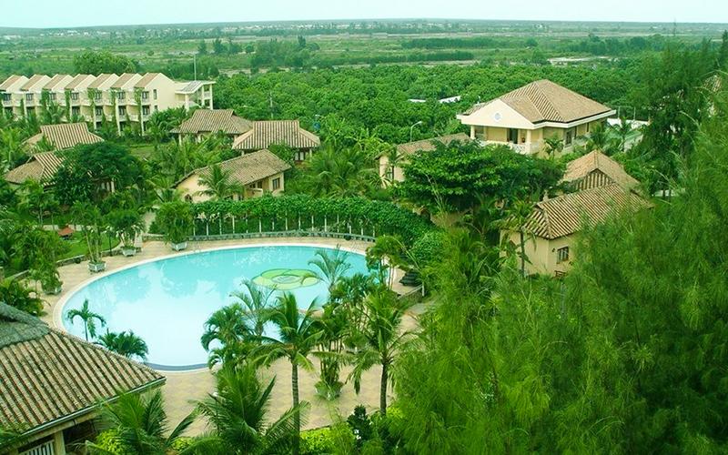 Resort gần Sài Gòn 7