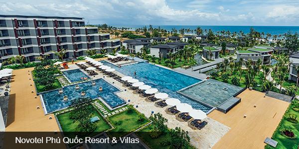 Novotel Phú Quốc Resort & Villas - Phú Quốc