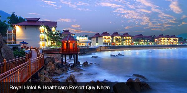 Royal Hotel & Healthcare Resort Quy Nhơn - Quy Nhơn