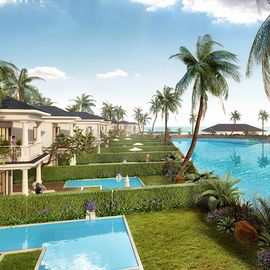 Vinpearl Nha Trang Long Beach Villas - Nha Trang
