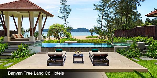 Banyan Tree Lăng Cô Resort - Huế