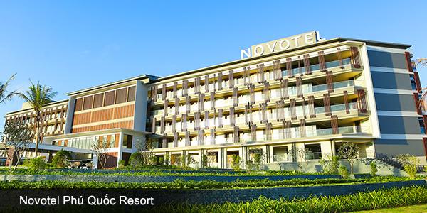 Novotel Phú Quốc Resort - 3N2Đ - Trọn gói vé máy bay