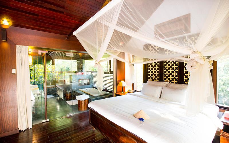 Resort gần Sài Gòn 2
