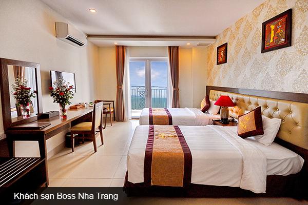 Giá tốt khách sạn 3 sao Nha Trang Trung tâm Trần Phú