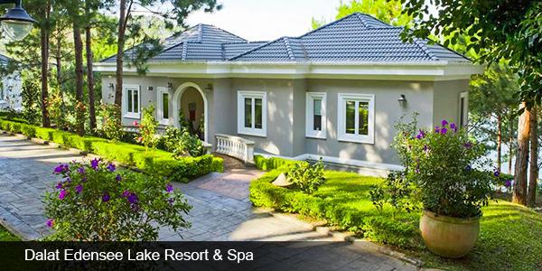Dalat Edensee Lake Resort & Spa - 3N2Đ - Trọn gói vé máy bay