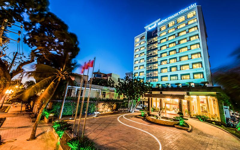 Kết quả hình ảnh cho Khách sạn Mường Thanh vũng tàu