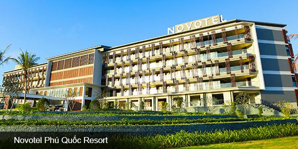 Novotel Phú Quốc Resort - Phú Quốc