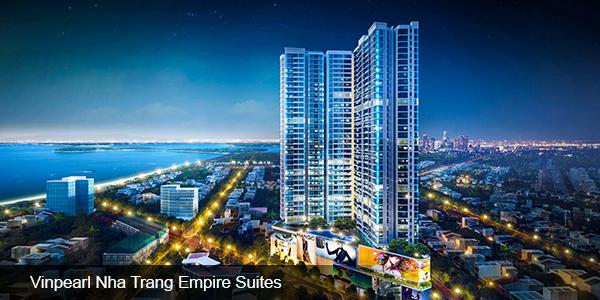 Vinpearl Nha Trang Empire Suites - Nha Trang