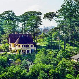Ana Mandara Dalat Villas Resort & Spa