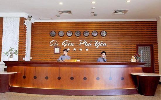 Khách sạn Sài Gòn Phú Yên   Phú Yên - Chudu24