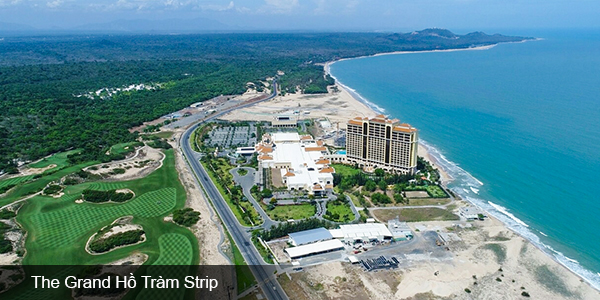 The Grand Hồ Tràm Strip - Vũng Tàu