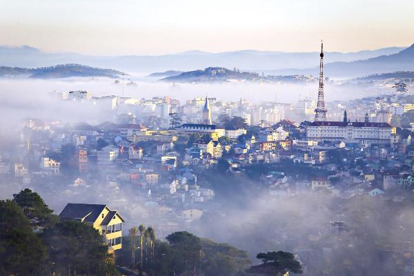 Vui hè cùng top khách sạn giá rẻ Đà Lạt