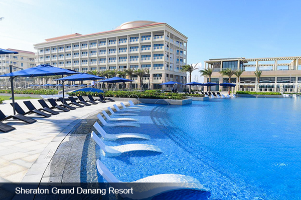 Top khách sạn Đà Nẵng dành cho nhóm từ 4 phòng