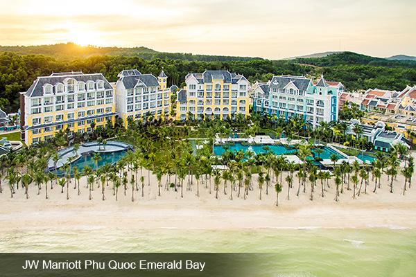Điểm danh những resort sống ảo gây bão mùa hè 2018