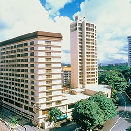 Khách sạn York (Orchard) - Singapore