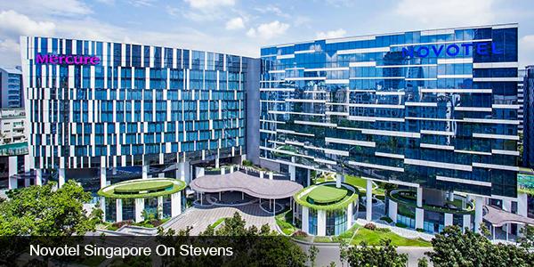 Khách sạn Novotel Singapore On Stevens