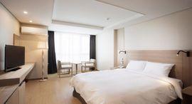 Khách sạn Crown Harbor Busan