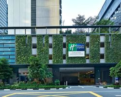 Khách sạn Holiday Inn Express Orchard Singapore