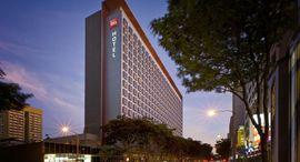 Khách sạn Ibis Singapore on Bencoolen