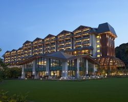 Equarius by Resorts World Sentosa Singapore