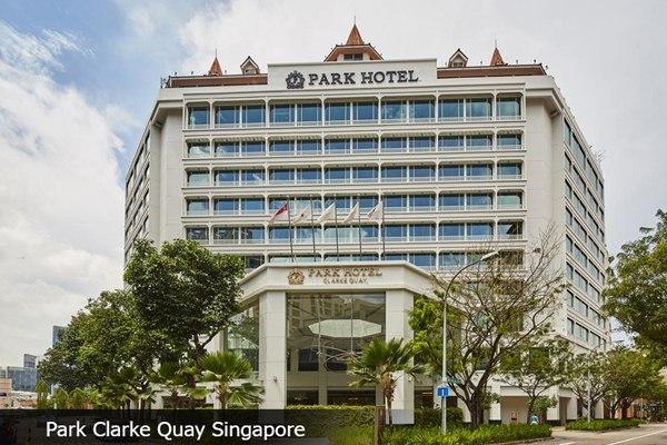 Singapore | Công tác + nghỉ dưỡng tại các khách sạn được yêu thích