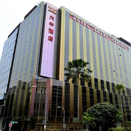 Khách sạn Grand Central Singapore - Singapore