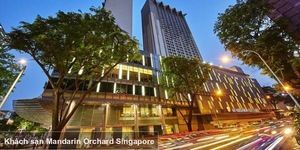 Khách sạn Mandarin Orchard Singapore - Singapore