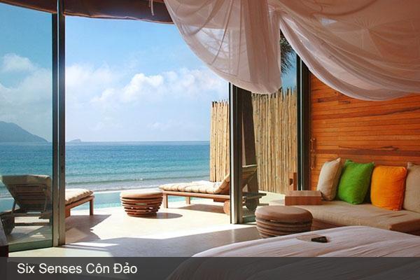 Top villa/ căn hộ lý tưởng để trải nghiệm hè