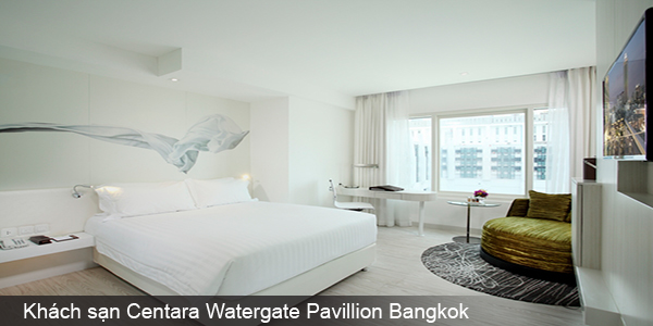 Khách sạn Centara Watergate Pavillion Bangkok - Bangkok