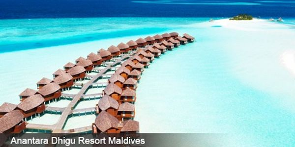 Anantara Dhigu Maldives Resort Gulhi